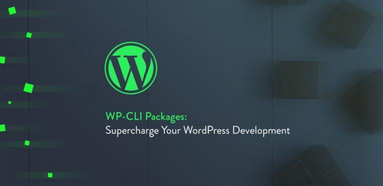 WP CLI命令行工具